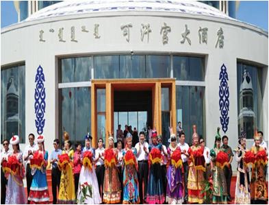 内蒙古呼伦贝尔市-白音哈达草原景区项目电采暖工程案例